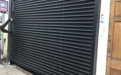 What are the benefits of brand new roller shutters?